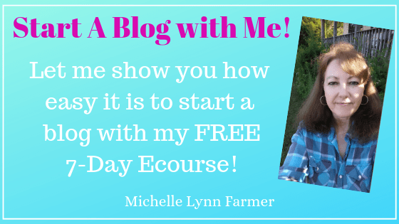 Landing Page start a blog with me-min