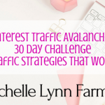 Pinterest Traffic Avalanche Review -30 Day Challenge Traffic Strategies That Work -Day 2