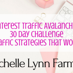 30 Day Challenge Traffic Day 1 Header
