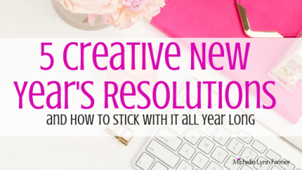 5 Creative New Year's Resolutions and How To Stick-min